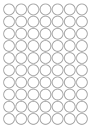 25mm-diameter-sheet-layout