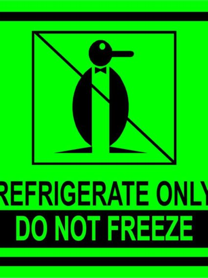 refrigerate-only