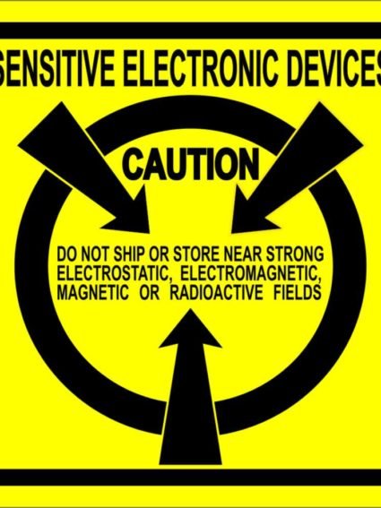 sensitive-electronic-devices